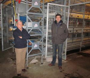 Totaalprojecten voor stalautomatisering